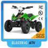 Bicicleta elétrica 36V 500watt do quadrilátero de ATV com  pneu 6
