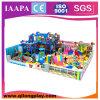 Neuer Entwurfs-hölzerner weicher Spielplatz (QL--040)