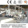 Plástico que recicl a máquina da peletização para a película lavada/frascos do LDPE do HDPE
