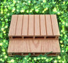 Revestimento composto plástico de madeira impermeável de WPC