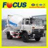 Dongfeng 4X2 6m3 Concrete Transport Truck con Cummins Engine