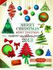 Sticker-Kerstmis Bevordering (wy-SS032365)