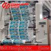 Máquina de impressão da máquina de impressão de HDPE/LDPE/LLDPE/da máquina impressão de Flexo