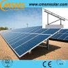 Sistema al suolo del montaggio di comitato solare