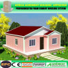 A casa móvel de aço modular Prefab moderna/pré-fabricou HOME luxuosas do recipiente