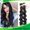 安い価格の卸売9Aの等級の100%年のRemyの人間のブラジルの毛