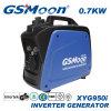 700W la plupart de générateur silencieux d'inverseur d'essence avec l'homologation