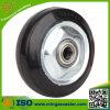 Elastisches Polyurethane Mold auf Steel Rim Wheel Caster