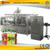 Máquina de rellenar del jugo automático de alta velocidad