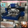 CNC Machine de Cutting da gravura com Rotary