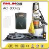 Una buena calidad AC800kg Motor del obturador de rodillo residente con control remoto