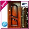 2017最上質の外部の鉄の鋼鉄機密保護のドア(EF-S131Y)