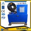 Máquina de friso da mangueira hidráulica para o serviço de reparo da máquina escavadora