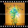 Vidrio Soplado multicolor candelabros artesanales para decorar