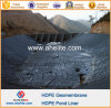 HDPE Geomembrane de PVC EVA de LDPE de LLDPE pour des revêtements de gaz
