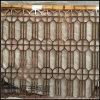 Metal decorativo del color/pantalla del acero inoxidable para la sala de estar, hotel (SS002)