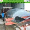 Tubo de tampa amarela HDPE linha de produção de Tubulação Pre-Insulating