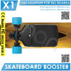 Привод скейтборда системы электрического привода деревянный