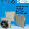 China Top 10 Selling Fresh Air Fan mit Filter für Shield Raum (IP54 CER RoHS FKL6626)