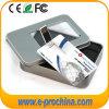 試供品のための卸し売りUSBのカード駆動機構クレジットカードUSBのフラッシュ駆動機構