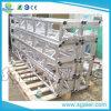 Quadratischer Kasten-Binder-Schrauben-Binder-Schrauben-Aluminiumbinder