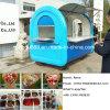 Quiosco móvil del alimento del acoplado del abastecimiento del alimento del carro de la venta de la calle (ZC-VL01)