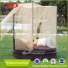 Кровать Sun ротанга, напольный Lounger Sun (DH-8609)