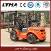 Camion de levage de Ltma chariot gerbeur de terrain accidenté de 3.5 tonnes