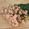 De alta calidad hecha a mano flor margarita artificial (sw10101)