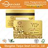 Qr impresso ISO codifica o cartão plástico de Card/PVC