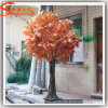 Neues Style Red Fire Artificial Maple Tree für Home Decoration