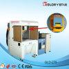 Машина Gld-275 отметки лазера Джин джинсовой ткани