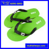 Цветастые тапочки PE пляжа для человека (T1580-Green)