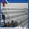 Heißes eingetauchtes galvanisiertes Stahlrohr für Aufbau