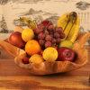 Plaque de fruits moderne de conception moderne Plaque de fruits de bois de qualité supérieure