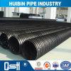 Fracção facilmente o tubo do enrolamento de Aço de plástico de HDPE