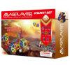 40 PCS Blocos de Educação de Filhos construir brinquedos magnéticos para pré-escolares