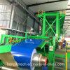 La chaîne de production de PPGI, colorent la chaîne de production en acier enduite