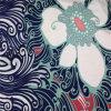 Напечатанный Silk Джерси в конструкции Spoondrift