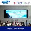 Pantalla de visualización de interior de LED del pixel de 4m m