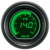 2  (52mm) Dual Color LCD Digital Gauge (6257)를 위한 Auto Gauges