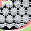 Commercio all'ingrosso nuziale del fabbricato del merletto del merletto del fiore del voile svizzero africano del fabbricato