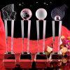 Трофей Medal 2014 новый Style Crystal и трофей Sports