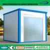 Het modulaire Prefab het Leven van het Pak van het Huis 20FT Vlakke Geprefabriceerde Huis van de Container