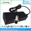 chargeur de batterie électrique de vélo de 1.5A 36V avec du ce RoHS
