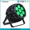 Osram 7X15W RGBW schmales Träger-Stadiums-Licht LED für Partei