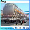 半工場高品質オイルの運送者の燃料タンクのトレーラー