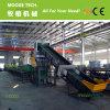 Película plástica certificada CE da agricultura que recicl a máquina