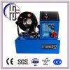 Machine sertissante utilisée remplaçable de boyau hydraulique personnalisée par logo à vendre le matériau d'isolation thermique de mousse