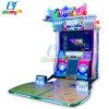 Münzenunterhaltungs-Simulator-Tanz-videomusik-Spiel-Maschine